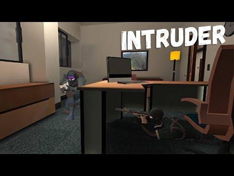 Intruder с Бандой #1/2