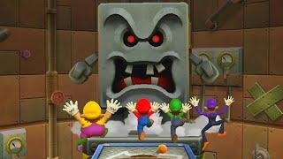 Mario Party Series - Whomp Minigames