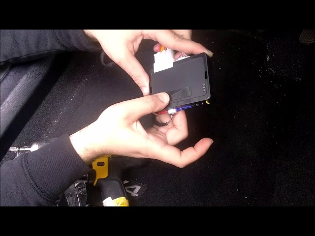 Start-X Rav4 Remote Starter Installation Video