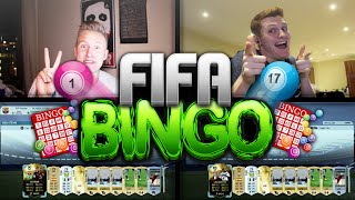 OMFG RIGHT UNTIL THE END!! - FIFA BINGO vs CAPGUNTOM! FIFA 16 SIF NEYMAR PACK OPENING!