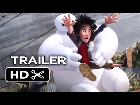 Big Hero 6 Movie Hd Trailer