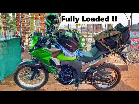 Mumbai to Hyderabad Non Stop Ride on Adventure Bikes | Versys X300 & BMW G310gs