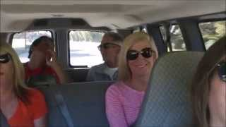 Reno October Zombie Weekend...The Party Wagon & Pickin Up The Boss (Part 1)