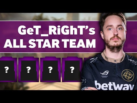 GeT_RiGhT's All Star Counter-Strike Team
