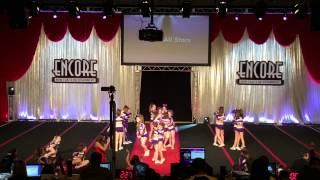 Bravo Allstars J3 Bellas (2015 Encore Championships Springfield MA)