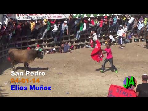 HD Corralejas San Pedro 2014 - Toros de Elias Muñoz A.