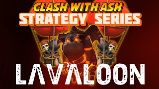 Clash Of Clans   3 Star LaLoon / LavaLoon at Th10 #ashgetssmashed