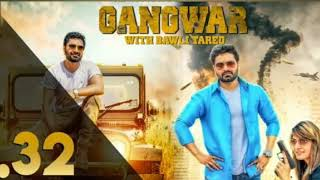 GANGWAR WITH BAWLI TARED (OFFI CIAL) VIDEO | BAWLI TARED | GANGWAR | VICKY KAJLA | SUMIT GOSWAMI l