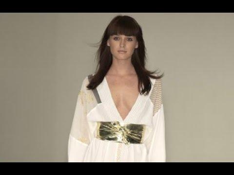 GHOST Spring 2003 London - Fashion Channel