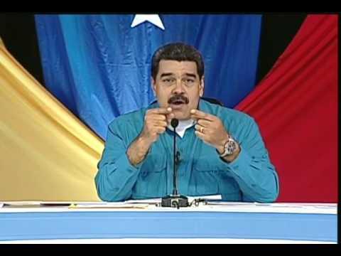 Maduro anuncia aumento de sueldo de 60%, aumento cestaticket y bono para pensionados
