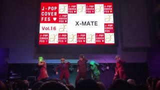 渋谷WOMBにて行われたJCFにて、X4さんのRockin'itを踊らせて頂きました...