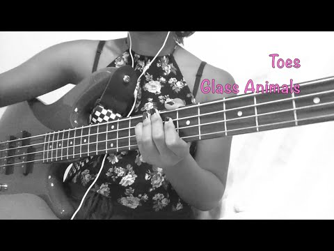 Toes//Glass Animals Bass Cover with Tabs