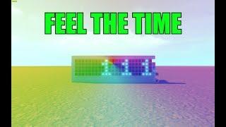Timer/clock scrap mechanic