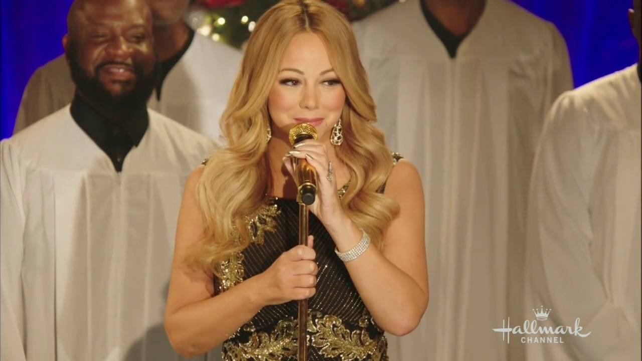 Mariah Carey - Merriest Christmas Special - YouTube