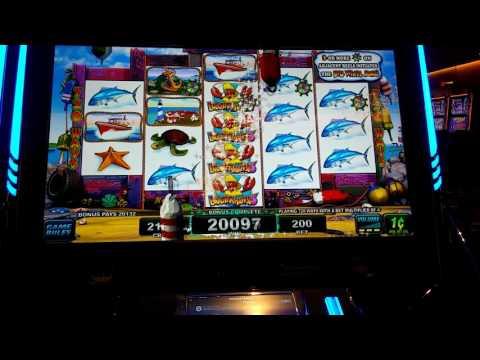 Lobster Mania at Rivers Casino Schenectady NY bonus