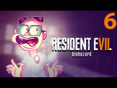 Northernlion Plays: Resident Evil 7 [Episode 6] (Twitch VOD)