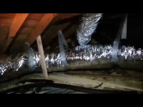 Complete Carrier HVAC System Install