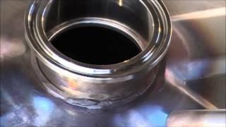 Пайка нержавейки / Soldering Stainless Steel(Пайка нержавеющей стали припоем с флюсом марки SSF-6 Muggyweld Пайку алюминия вы можете посмотреть по этой ссылке..., 2014-02-28T06:10:01.000Z)