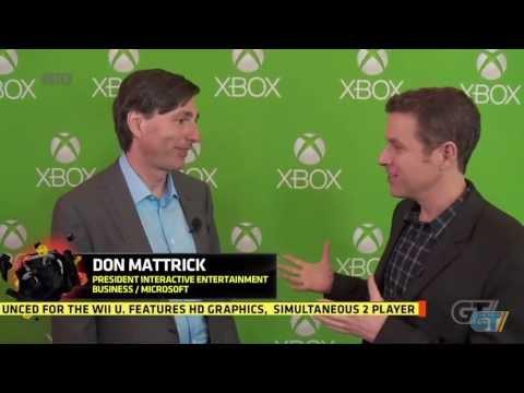 E3 2013 - Microsoft's Don Mattrick Interview