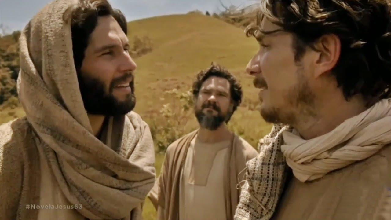 Novela Jesus 09/07/2020 Capítulo 63 [COMPLETO]