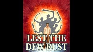 Lest The Dew Rust Them - An Action Thriller Novel - Book Trailer