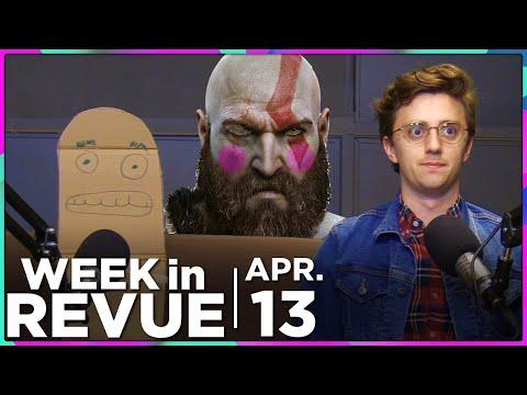God of War & Radical Heights — Week in Revue, Apr. 13, 2018