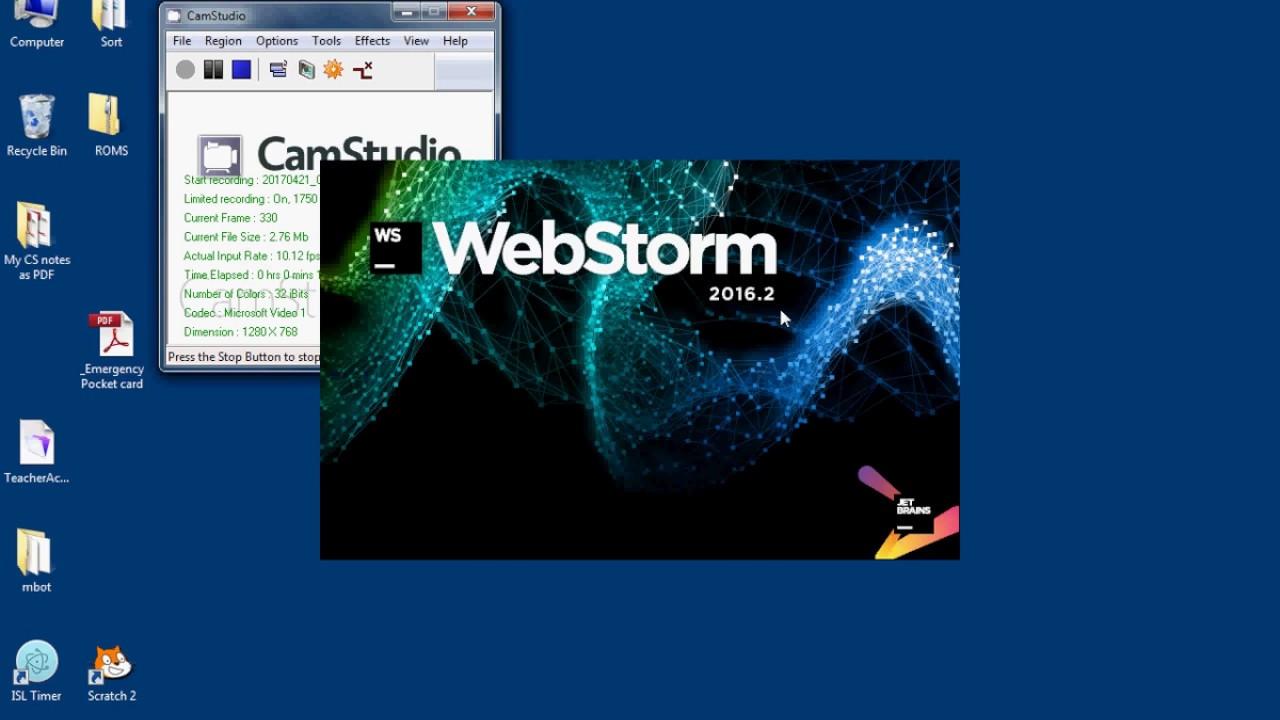 How To Open Webstorm