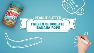 SKIPPY® Peanut Butter Frozen Banana