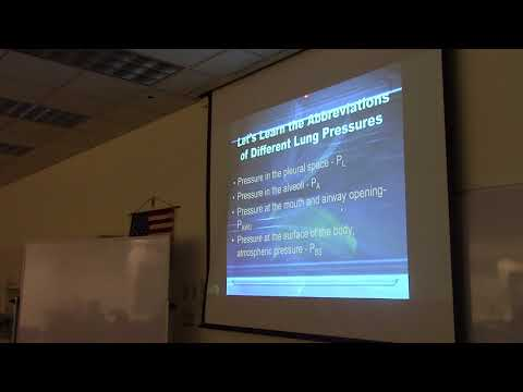 Principles of Mechanical Ventilation Part 1