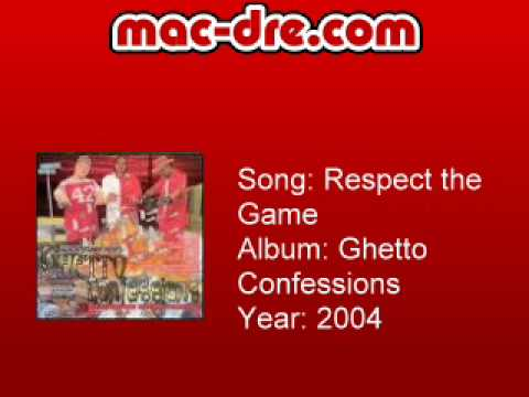 RARE! Mac Dre - Respect the Game
