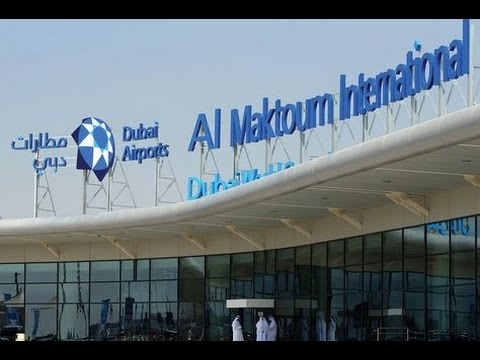 Tour of Dubai International Airport