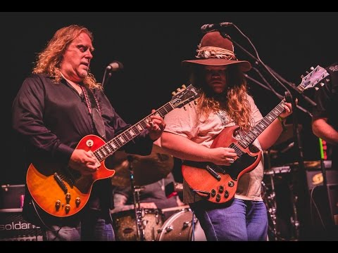 "Gov't Mule (w/ Marcus King) - ""What Is Hip"" (Tower Of Power) - Mountain Jam 2016"