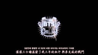 [繁中] BTS - Born Singer