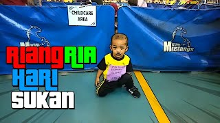 Ragam Adam   How To Attend A Sports Day With Style