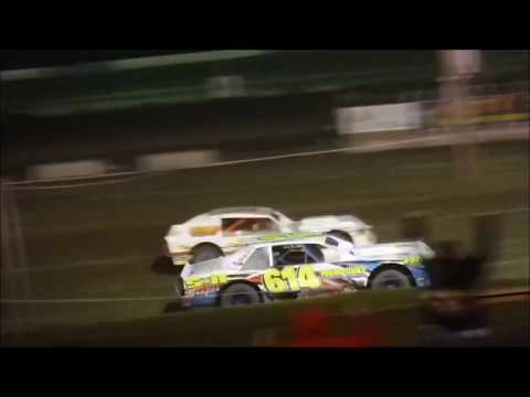Skyline Raceway - August 27, 2017 - Pure Stock Main