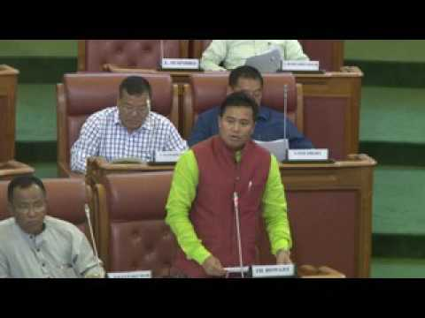 DAY 11, 11TH MANIPUR LEGISLATIVE ASSEMBLY, QUESTION & ANSWER