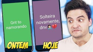 PAREM DE POSTAR STORIES NO WHATSAPP!!!