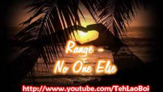 Range - No One Else Plus Download Link
