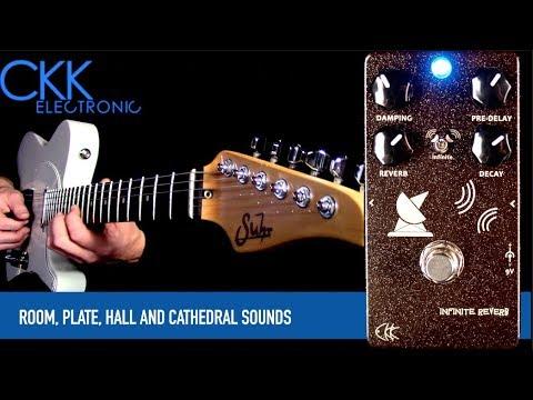 CKK Electronic Infinite Reverb