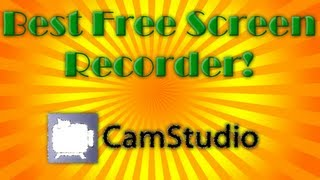 Best Free Desktop Screen Recorder! Windows
