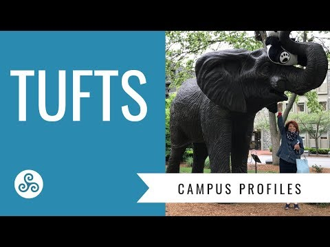 Tufts University visit with American College Strategies