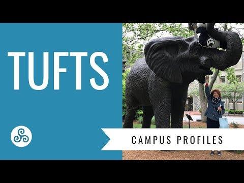 Campus Profile - Tufts University