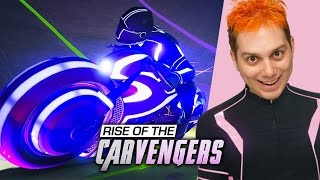 THE CARVENGERS CIVIL WAR (Grand Theft Smosh)