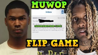 Exclusive News!! Muwop Speaks From Behind The FED Walls And Reacts To OBLOCK FBG Duck RICO Charge!?!