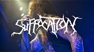 Suffocation @ Hidden Agenda 20150424 Part 2