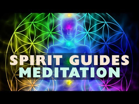 Meet Your SPIRIT GUIDES Guided MEDITATION. Plus Ask Them Questions