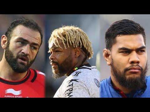 Bastareaud Taofifenua Gorgodze POWER and skill vs Scarlets