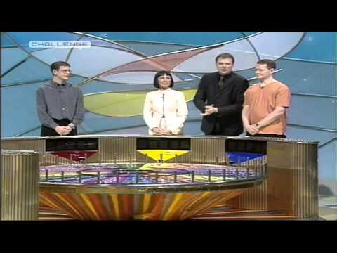 Wheel of Fortune UK-2000a