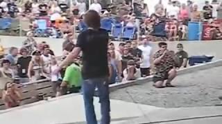 Rocklahoma 2008 - Tora Tora - Walking Shoes