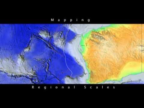 Mapping the Marine Environment at Regional Scales